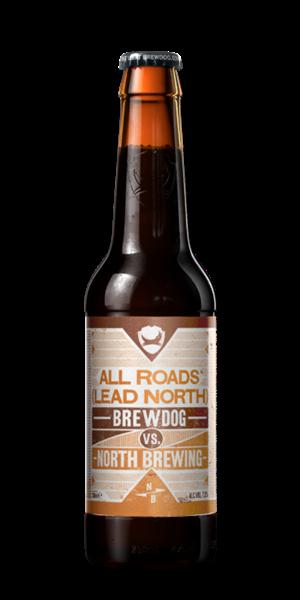 Billede af Brewdog vs North brewing All Roads (Lead North) OBS DATO ØL