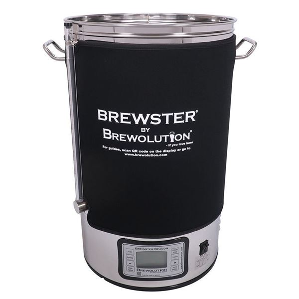 Brewster Beacon Isoleringskappe