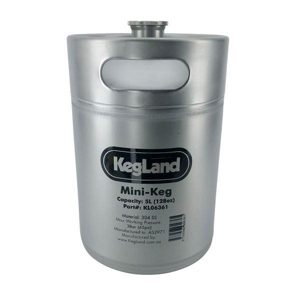 Mini Keg – 5 L.