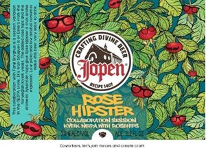 Rose Hipster - Jopen og fanø