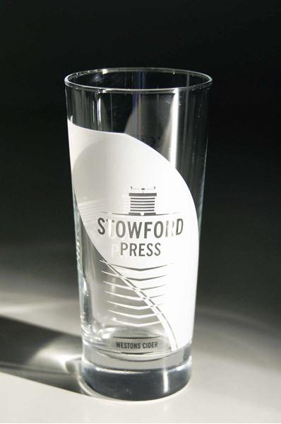Billede af Glas Stowford press
