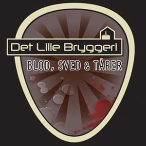Blod, Sved & Tårer 50 Cl 11,5% - Imperial Stout - Det Lille Bryggeri
