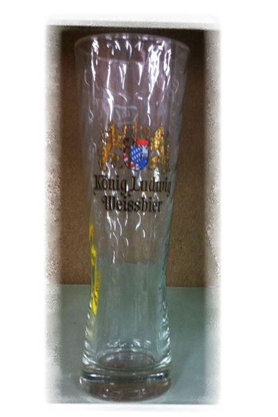 Billede af Glas König Weiss 33 cl.