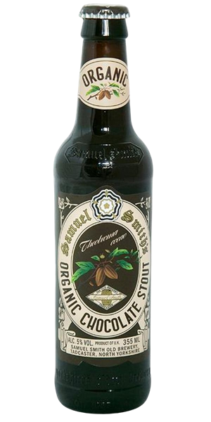 Sam Smith Organic Chocolate Stout 355 Ml