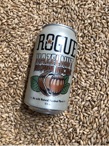 Rogue Hazelnut Brown Nectar 355m