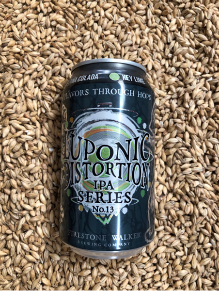 Luponic Distortion IPA No.13 - Firestone Walker