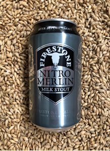 Nitro Merlin Milk Stout - Firestone Walker
