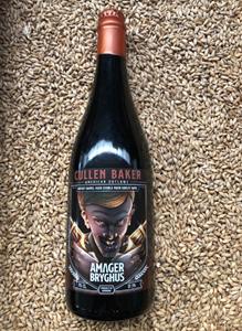 Cullen Baker BA Double Mash Barley Wine 75 Cl- Amager Bryghus