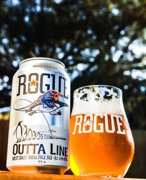 OUTTA LINE - West Coast IPA - Rogue