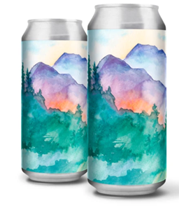 Drift Between The Mountains - Berliner Weisse - Alefarm Brewing