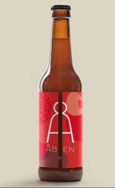 Red Berries - Berliner Weisse - Åben Bryggeri