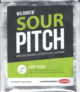 Wildbrew Sour Pitch - Brev Med 10 Gram - Fra Lallemand