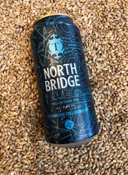 North Bridge - Mountain IPA - North Brewing - Thornbridge Brewing