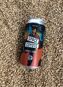 Space Coyote - Imperial Stout - Gipsy Hill Brewing