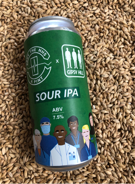 Sour IPA - Gipsy Hill Brewing