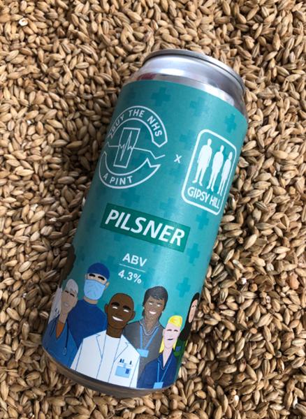Pilsner - Gipsy Hill Brewing