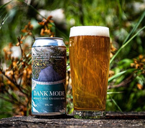 Dank Mode DIPA - Burnt Mill Brewery