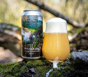 Gardens Of Green Series DIPA - Burnt Mill Brewery