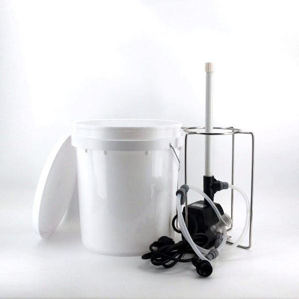 Bucket Blaster Keg Og Fermzilla Vasker Kit