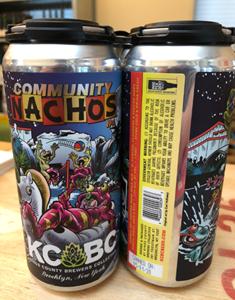 Community Nachos - IPA - KCBC