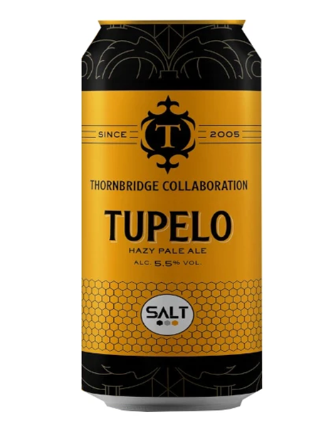 Tupelo Hazy Pale Ale - Thornbridge Brewing