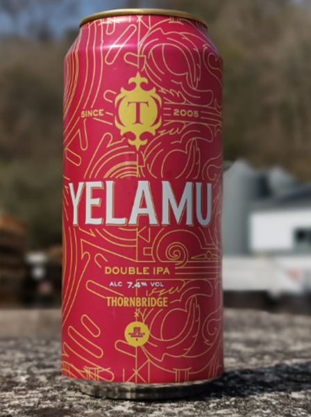Yelamu - Double IPA - Thornbridge Brewing - Magic Rock Brewing