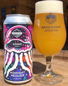 Midnight Medusa - Basqueland & Verdant