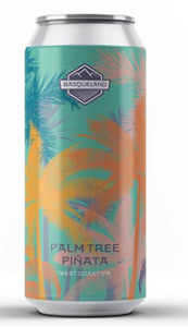 Palm Tree Piñata - West Coast IPA - Basqueland