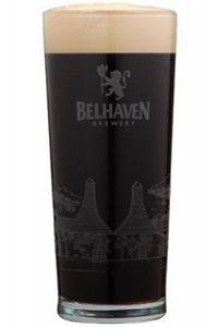Glas Belhaven Indgrav. Pint