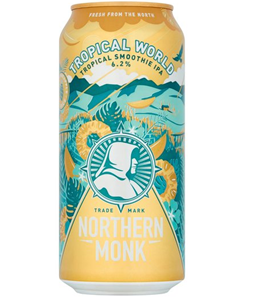 Tropical World - Smoothie IPA - Northern Monk
