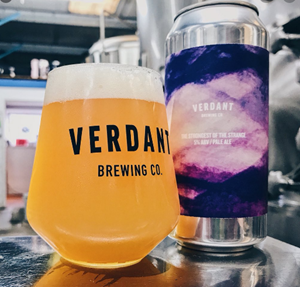 The Strongest Of The Strange - Pale Ale - Verdan