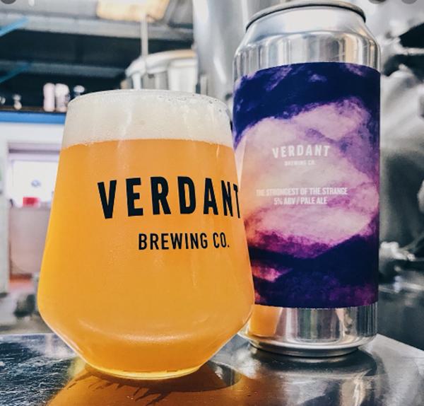 The Strongest Of The Strange - Pale Ale - Verdan