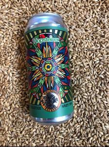 Solero Solstice - Hazy IPA - Amundsen Brewery & Hopsteiner