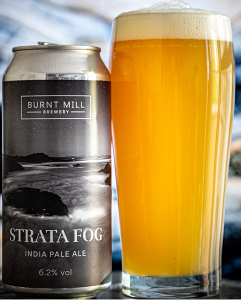 Strata Fog - IPA - Burnt Mill Brewery