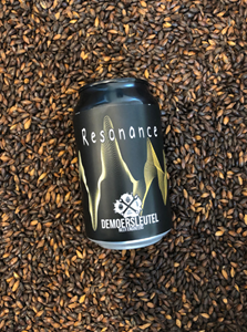 Resonance - Milk Stout - De Moersleutel Brewery