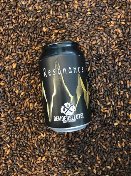 Resonance - Milk Stout - De Moersleutel Brewery