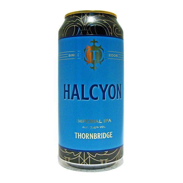 Halcyon Imperial Ipa 50cl - Thornbridge