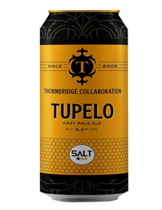 Tupelo Hazy Pale Ale 50cl - Thornbridge