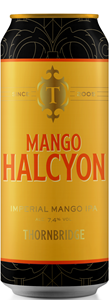 Mango Halcyon Imperial Ipa 50cl - Thornbridge
