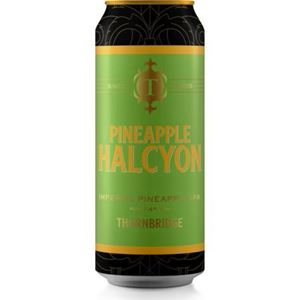 Halcyon Imperial Pineaple Ipa 50 Cl - Thornbridge