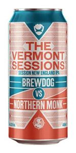 The Vermont Sessions - Brewdog VS Northern Monk