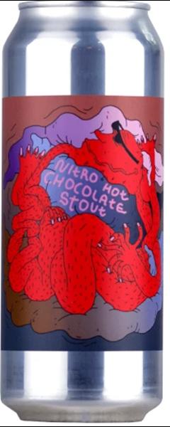 Hot Chocolate Stout - Nitro Imperial Milk Stout - Lervig