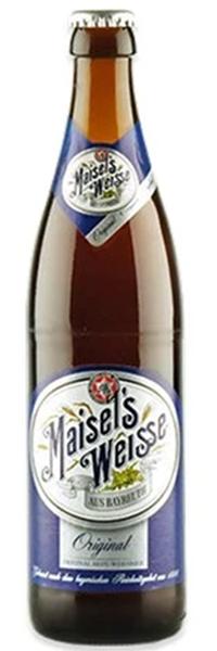 Hefe Weisse - Maisel Brauerei