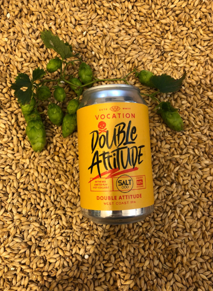 Double Attitude- West Coast DIPA - Vocation Brewery