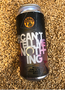 Can´T Tell Me Nothing -TDH DIPA - Barrier & Equilibrium
