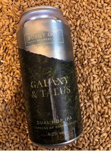 Gardens Of Green Galaxy & Talus - IPA - Burnt Mill Brewery