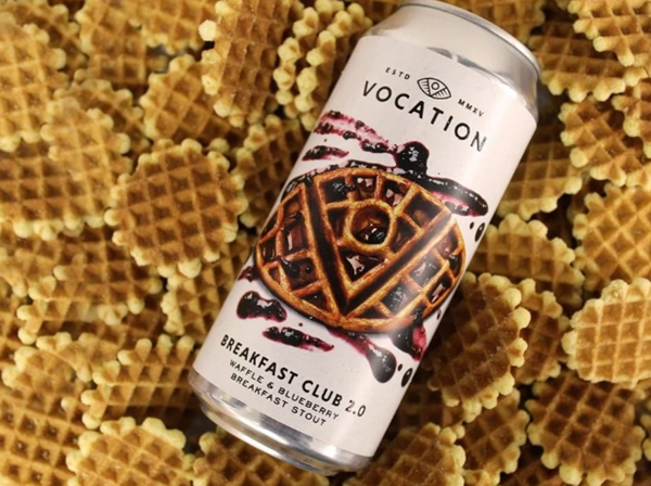 Breakfast Club 2.0 - Pastry Stout - Vocation Brewery