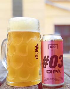 #03 -DIPA- To Øl