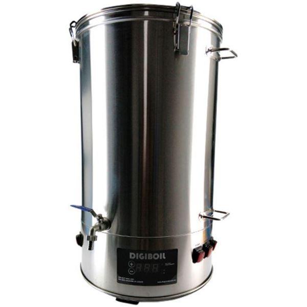 Digital Turbo Boiler 65 Liter På 3500 Watt