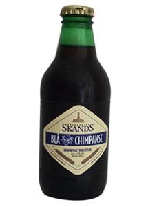 Blå Chimpanse - Belgisk Ale - Bryggeriet Skands